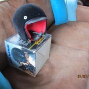 JOFA helm/cap als nieuw
