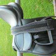 Ponyzadel 15 inch merk Rider Pro