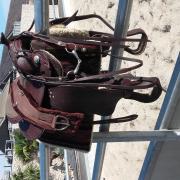 Westernzadel/westernset D/E-pony