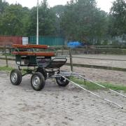 solide recreatie menwagen