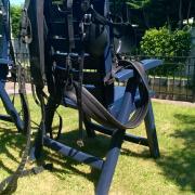 zilco tedex kunststof tuig paard