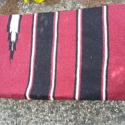 Western blanket rood