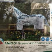 Amigo three in one Vamoose maat 6,9 (206cm)