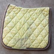 Lime groen BR dekje dressuur full BIJNA GRATIS