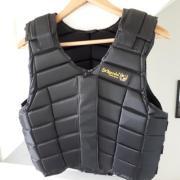 zgan bodyprotector sir lancelot zwart