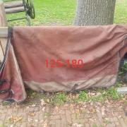 Meerdere dekens aangeboden