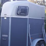 Bockmann Uno 1,5 paards trailer