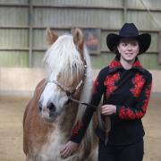 Western show blouse