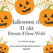 Halloweenrit Drents Friese Wold 31-10