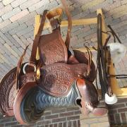 Big horn western zadel