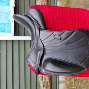 Kentaur ithaka dressuurzadel 16.5 inch