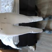 Witte Cavallo rijbroek
