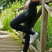 Comfortabele high waist rijlegging Donqui