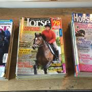 Paardentijdschriften engelstalig gratis op te halen