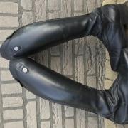 Leren rijlaarzen Mountain horse Venezia high rider T/N 40