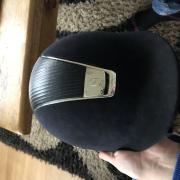 Samshield premium blauwe cap