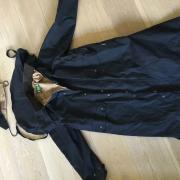 NIEUW - Hunter Outdoor - waxjas lang - rijsplit - maat 42-44