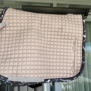 Eskadron Zadeldek Platinum 20 Cotton DR Greige Full