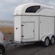 Mooie atec c2 starline 2 paards trailer