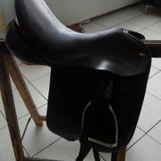Hulsebos dressuurzadel 18 inch fitt 3