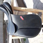 Kunststof zadel Knight Rider 17,5 MW