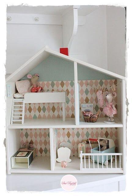 zo goedkoop beste selectie fabriek authentiek DIY poppenhuisjes. Ervaringen? • Bokt.nl