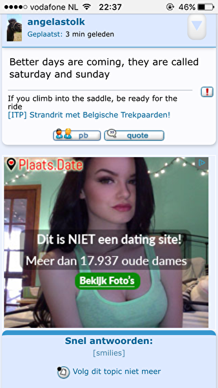 Wil je meer succes op datingsites, apps of Tinder?