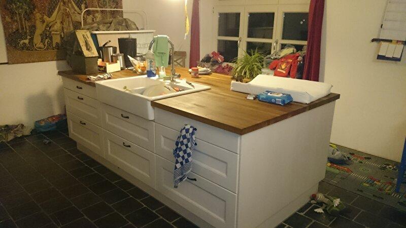 Ikea Keuken Kookeiland : Wie heeft er een ikea keuken u bokt