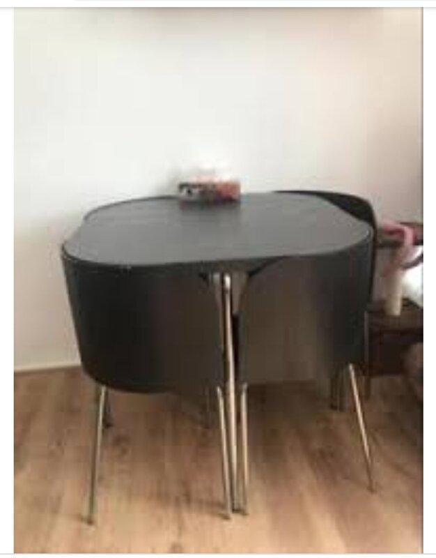 Eettafel En Stoelen Ikea.Wie Helpt Zoeken Eettafel Met Stoelen Bokt Nl