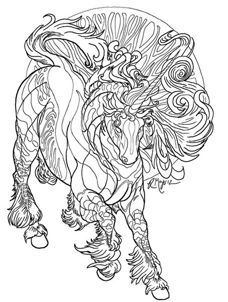 wow wow coloring pages - photo#17
