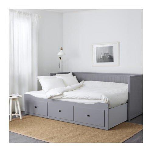 Ikea Tweepersoons Bedbank.Ervaringen Met Hemnes Bedbank Bokt Nl