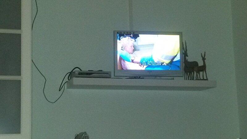 Steigerhout Muur Slaapkamer : Tv plank aan de muur. cool kast aan muur bevestigen ikea in nieuw