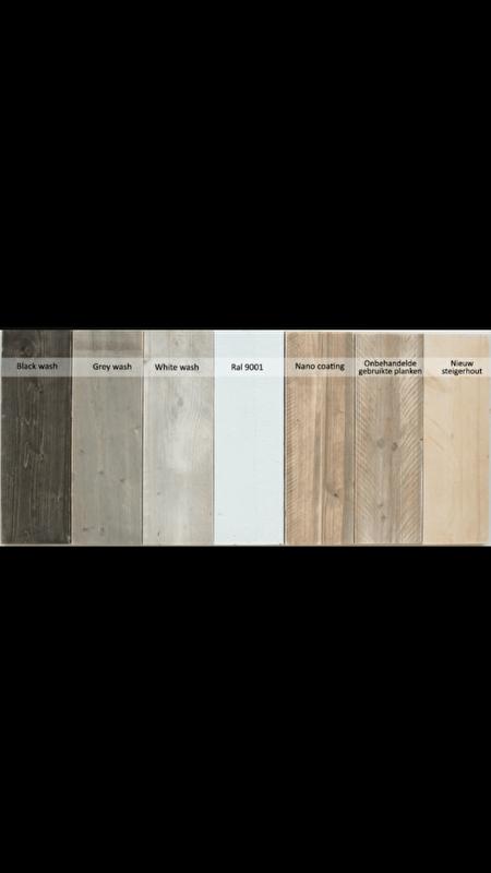Uitzonderlijk Hoe nieuw steigerhout behandelen? • Bokt.nl HA95