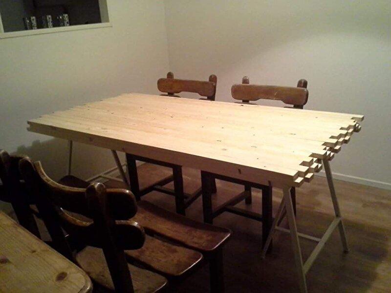 Zelf meubels maken/opknappen. • Bokt.nl