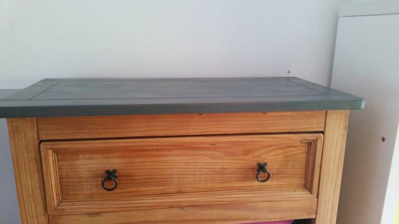 Keuken pimpen met krijtverf xnovinky tegels keuken schilderen meubels pimpen met krijtverf - Meubels om zelf te schilderen zelfs ...