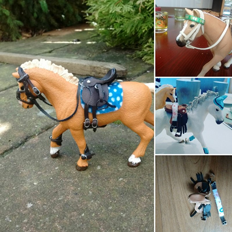Verbazingwekkend Schleich Paarden [Deel 11] • Bokt.nl RZ-34
