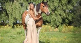 Shoot door Minh Dan Vu met mn paardje