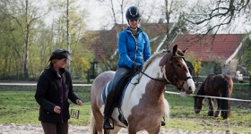 Centered riding workshop