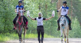 Endurance: Nordic-Baltic Championships in Finland