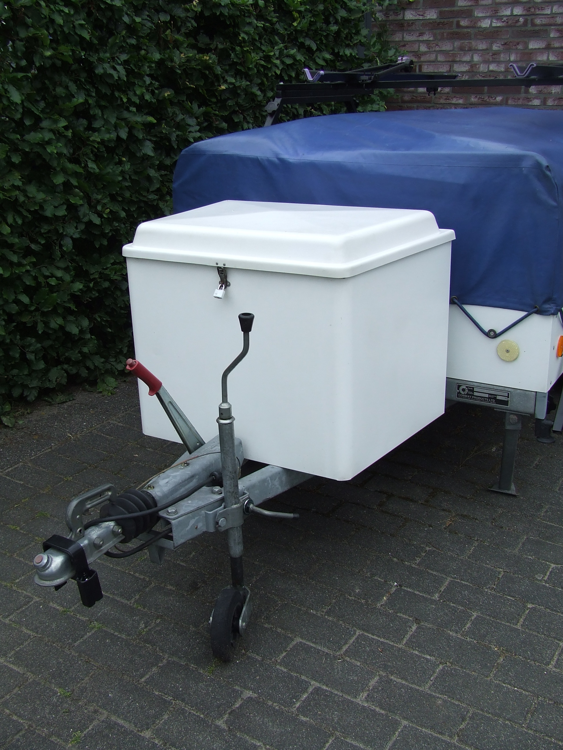 Nette Conway Cambridge 300DL, 1995 (vouwwagen)   Bokt.nl