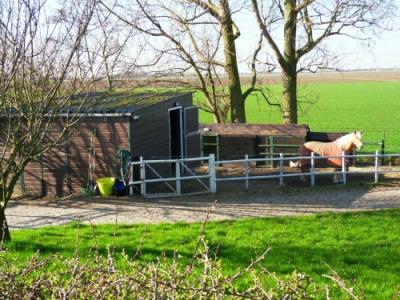Te huur huis met paardenstal en paddock west brabant for Huis met tuin te huur waarschoot