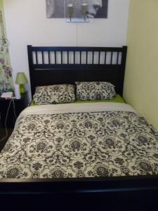 Bedbank Hemnes Te Koop.Compleet Hemnes Bed Ikea 140cmx200cm Zwartbruin Bokt Nl