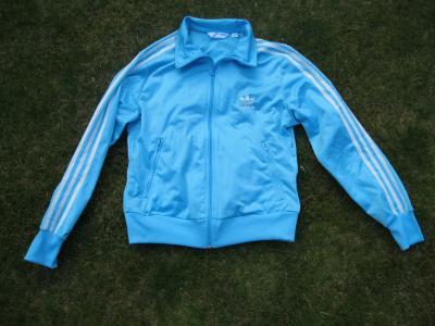 8c11abd6fb0 Adidas vest dames maat 42 valt als 38 blauw/wit | Bokt.nl