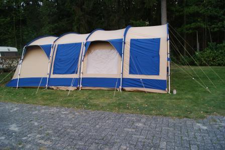 Spiksplinternieuw Nieuwe 6 persoons tunneltent Verkocht! | Bokt.nl QI-01