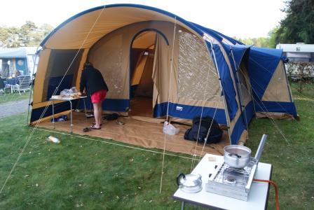 Verwonderlijk Vrijbuiter 6 Persoons Tent - Koktui YL-98