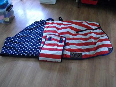 Deken Amerikaanse Vlag.Deken Met Amerikaanse Vlag Bokt Nl